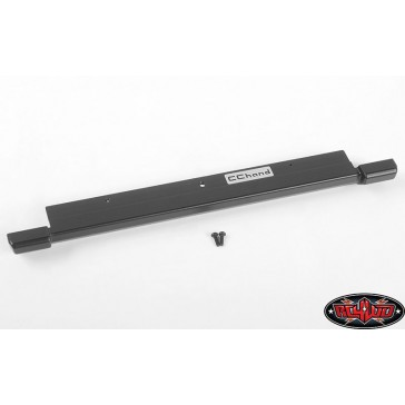 Slick Metal Rear Bumper for JS Scale 1/10 Range Rover Classi