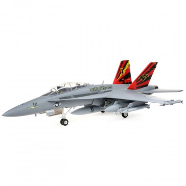 F-18 80mm EDF BNF Basic w/AS3X and SAFE Select