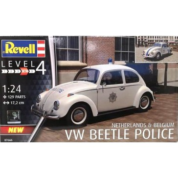 Model Set VW Käfer Police NL 1/24