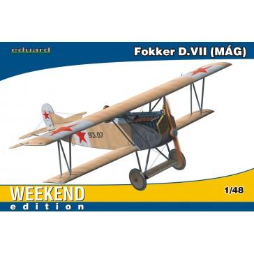 Fokker D.VII MAG Weekend  - 1:48