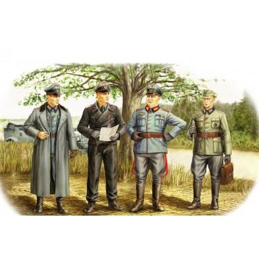 German Officer 1/35