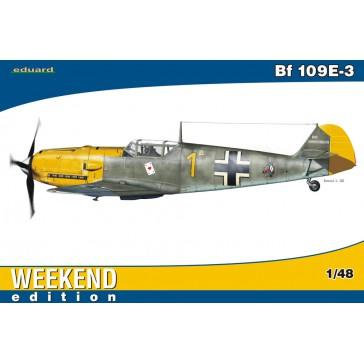 Bf 109E-3 Weekend  - 1:48