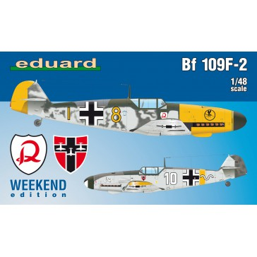 Bf 109F-2  Weekend Edition  - 1:48