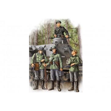 German Infantry Set Vol.1 1/35