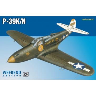 P-39K/ N  Weekend Edition  - 1:48