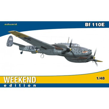 Bf 110E Weekend Edition  - 1:48