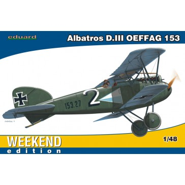 Albatros D.III OEFFAG Weekend  - 1:48