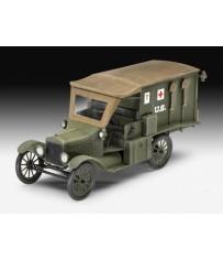 Model T 1917 Ambulance 1:35