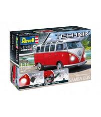 """DISC.. Volkswagen T1""""Samba Bus""""-Technik 1:16"""