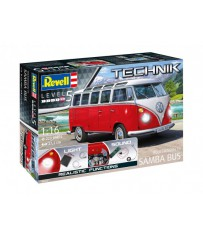 "Volkswagen T1""Samba Bus""-Technik 1:16"