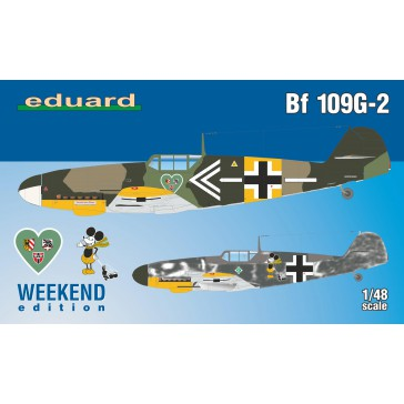 Bf 109G-2  Weekend Edition  - 1:48