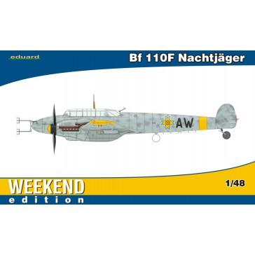 Bf 110F Nachtjäger for Weekend  - 1:48