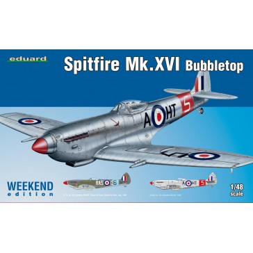 Spitfire Mk.XVI Bubbletop Weekend Editio  - 1:48