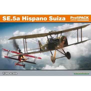 SE.5a Hispano Suiza Profipack  - 1:48