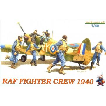 RAF Fighter Crew 1940  - 1:48