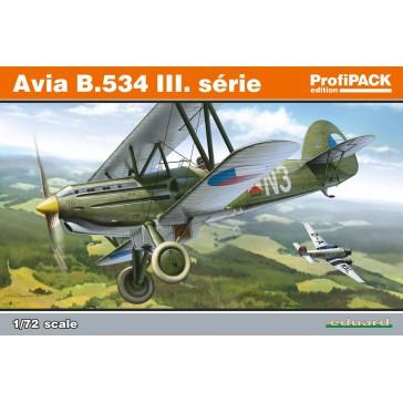 Avia B.534 III. serie Profipack  - 1:72
