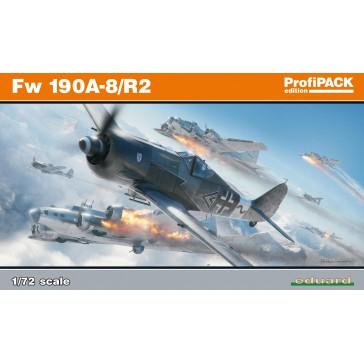 Fw 190A-8/R2  Profipack  - 1:72