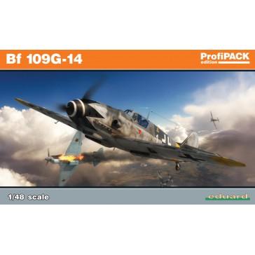 Bf 109G-14, Profipack  - 1:48