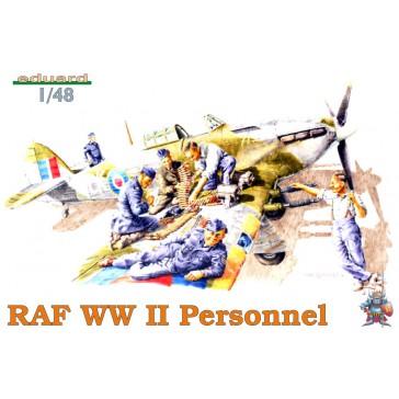 RAF WWII Personnel  - 1:48