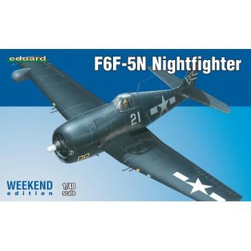 F6F-5N Nightfighter Weekend Edition  - 1:48