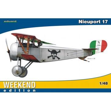 Nieuport 17 Weekend  - 1:48