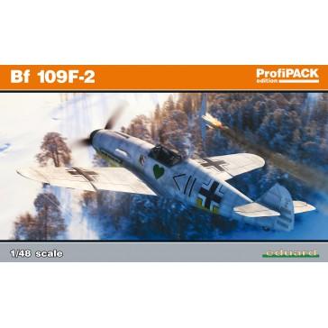 Bf 109F-2 Profipack  - 1:48