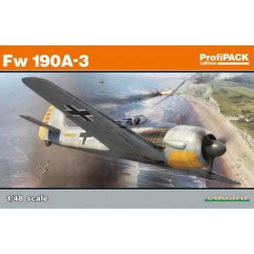 Fw 190A-3, Profipack  - 1:48