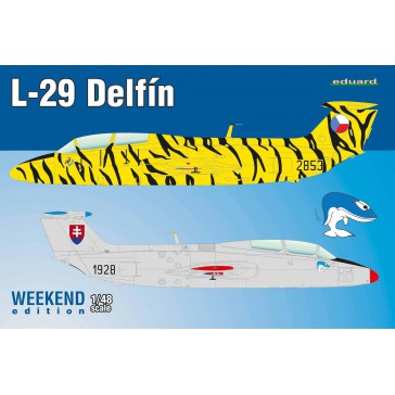 L-29 Delfin, Weekend Edition  - 1:48
