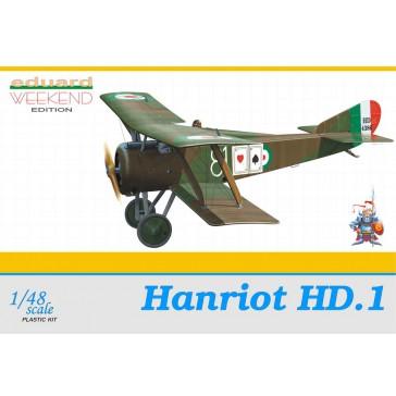 Hanriot HD.1 Weekend  - 1:48