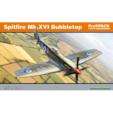 Spitfire Mk.XVI Bubbletop  Profipack  - 1:72