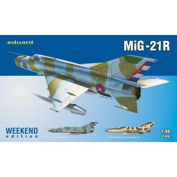 MiG-21R  - 1:48