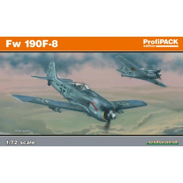 Fw 190F-8  ProfiPACK Edition  - 1:72