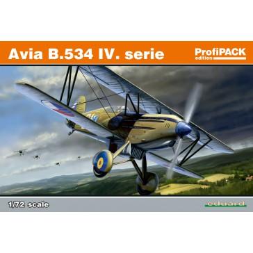 Avia B.534 IV.serie Profipack  - 1:72
