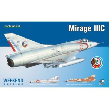 Mirage IIIC  - 1:48