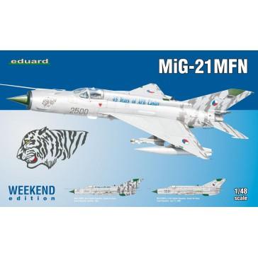MiG-21 MFN Weekend  - 1:48