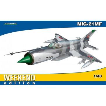 MiG-21MF  - 1:48