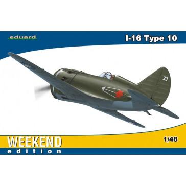 I-16 type 10 Weekend  - 1:48