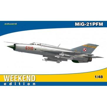 MiG-21 PFM Weekend  - 1:48