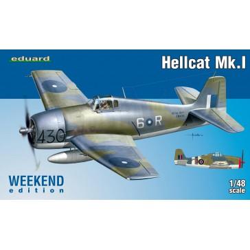 Hellcat Mk.I Weekend Edition  - 1:48