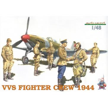 VVS Fighter Crew 1944  - 1:48