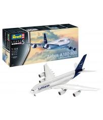 Airbus A380-800 Lufthansa New Li 1:144