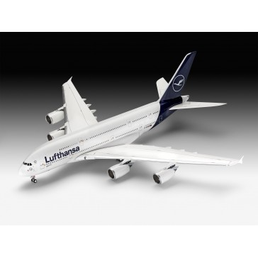 Airbus A380-800 Lufthansa Nelle 1:144