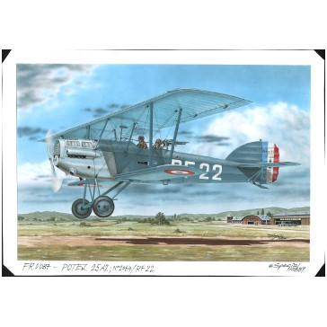 Potez 25 A2-B2 Lorraine 1/72