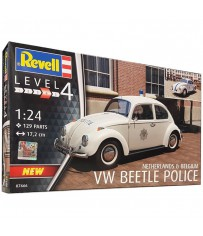 VW Beetle Police NL & B 1/24