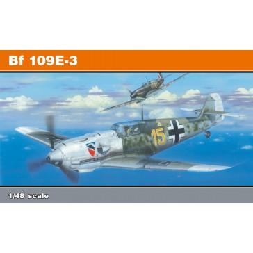 Bf 109E-3  Profipack  - 1:48