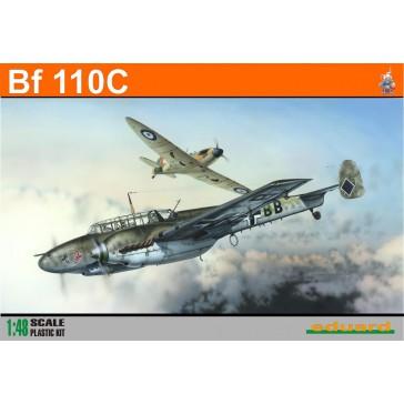 Messerschmitt Bf 110C  - 1:48