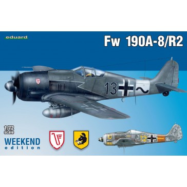 Fw 190A-8/R2 Weekend Edition  - 1:72