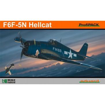 F6F-5N Nightfighter ProfiPack  - 1:48