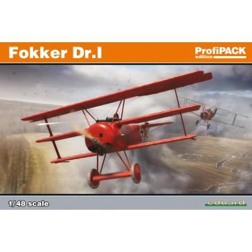 Fokker Dr.I  Profipack  - 1:48