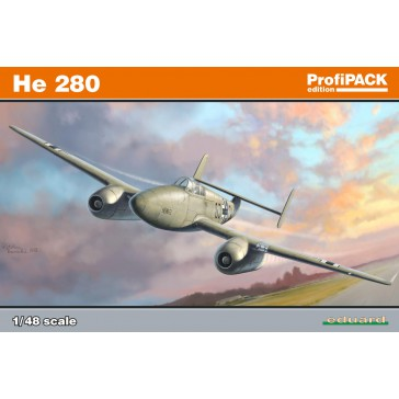 He 280  Profipack Edition  - 1:48